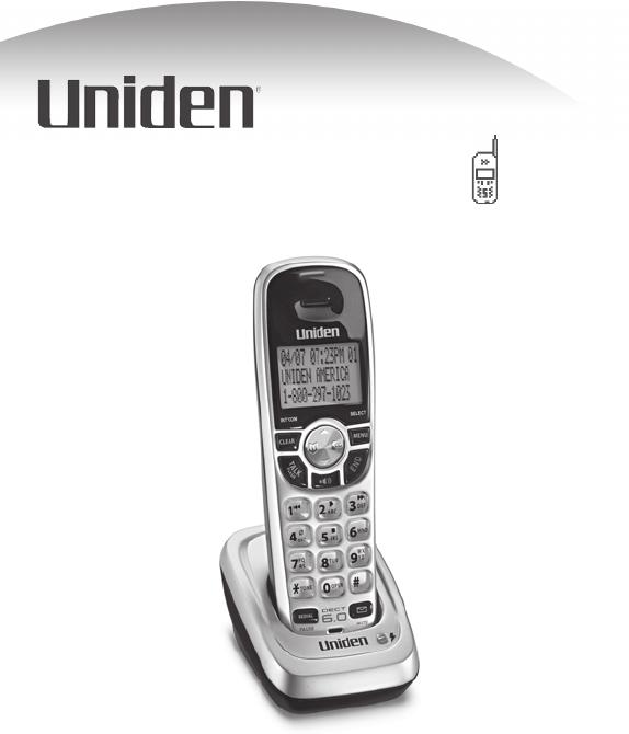 uniden cordless telephone uniden dcx150 user guide manualsonline com uniden phone manual dect 6.0 uniden phone manual xdect