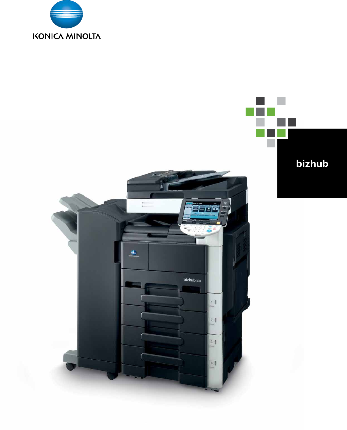 konica minolta all in one printer 423 user guide manualsonline com rh office manualsonline com bizhub c284e user guide bizhub c368 user guide