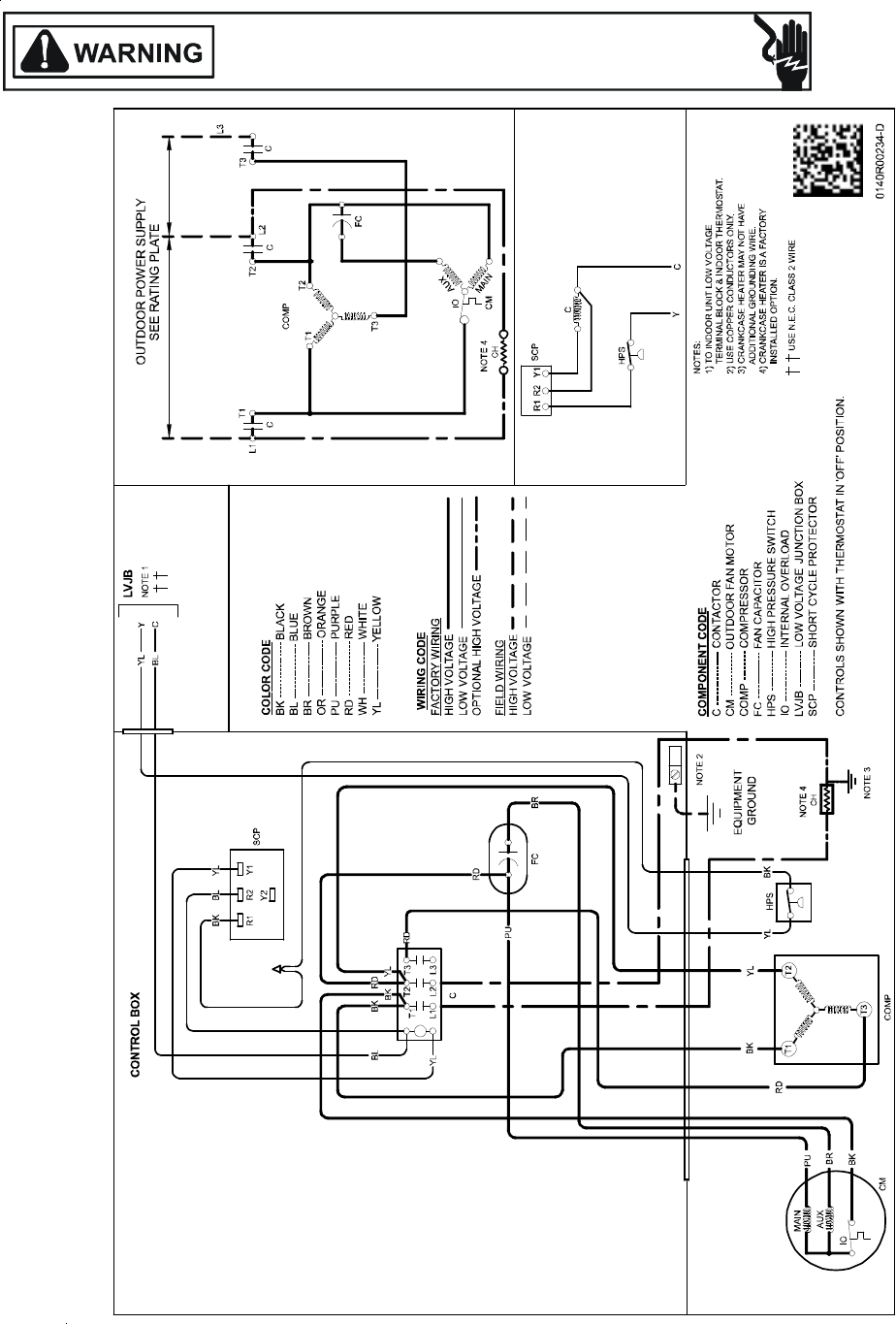 Page 21 Of Goodman Mfg Air Conditioner Condensing Units