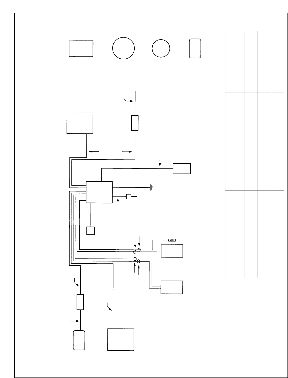 Page 12 Of Nutone Intercom System Ik 25 User Guide Manualsonlinecom Musical Chime Wiring Diagram Im 5000 Block Diagrams