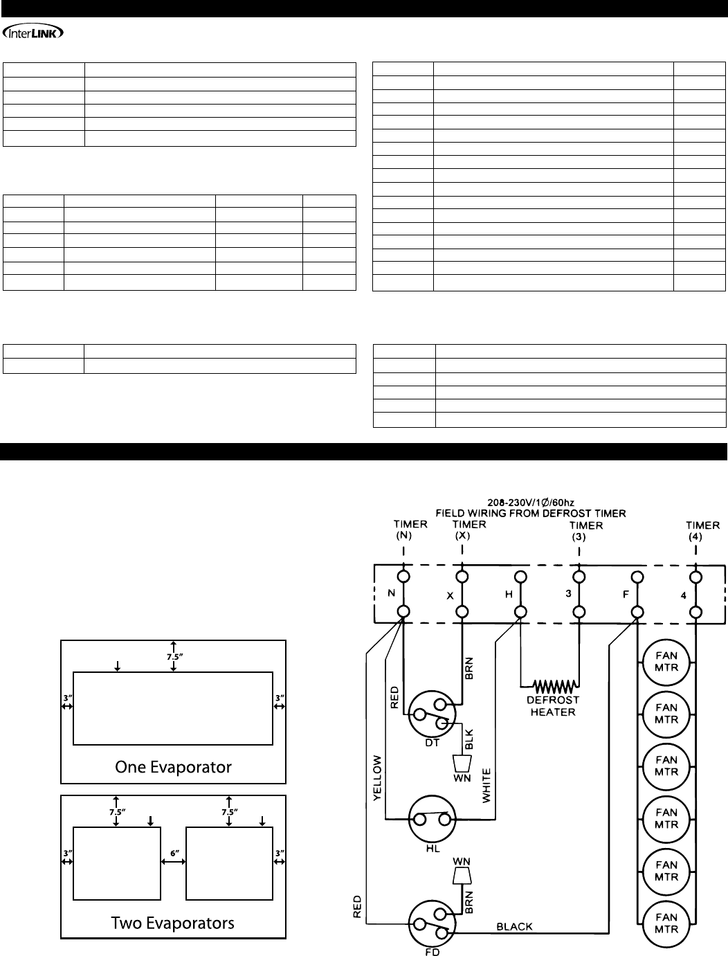 Page 8 of Heatcraft Refrigeration Products Fan H-IM-77D User Guide ...
