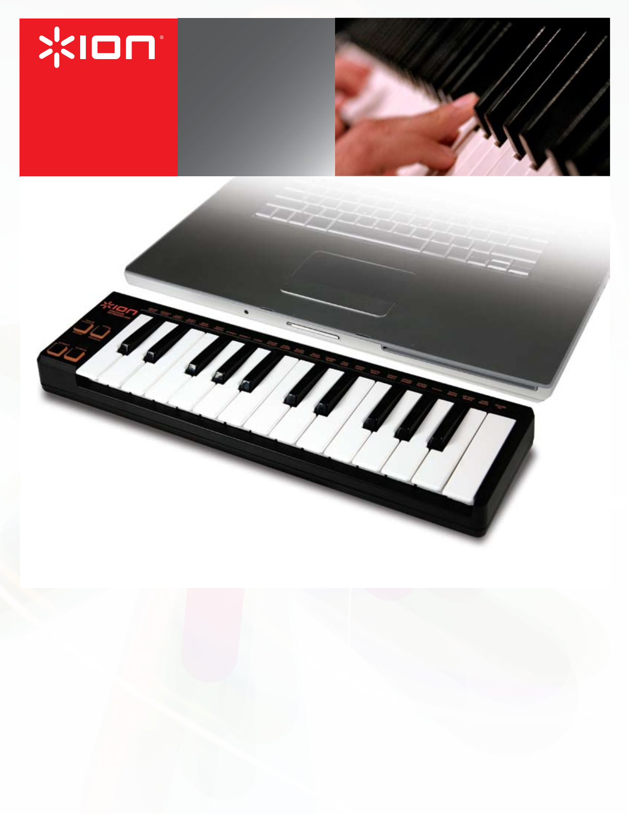 ion electronic keyboard discover keyboard usb user guide rh music manualsonline com Types of Electric Keyboards First Electric Keyboard