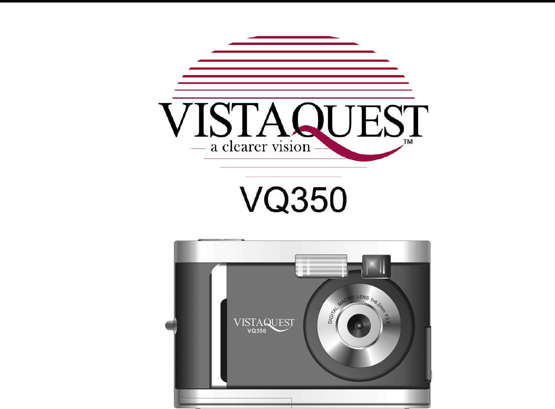 vistaquest digital camera vq 350 user guide manualsonline com rh camera manualsonline com Omni 2 Digital Camera Manual Sony Digital Camera Manual