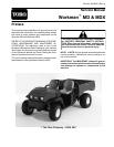 Utility Vehicle 08160SL