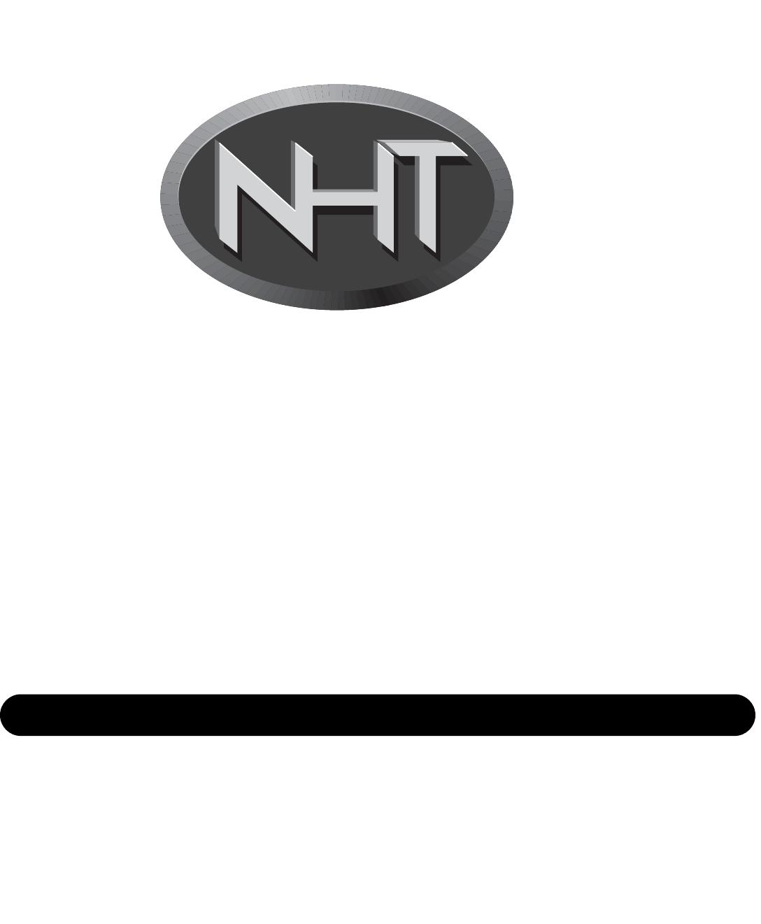 nht speaker sa 2 user guide manualsonline com rh audio manualsonline com Nht Classic 3 Nht 1