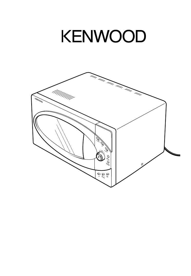 kenwood microwave oven mw761e user guide