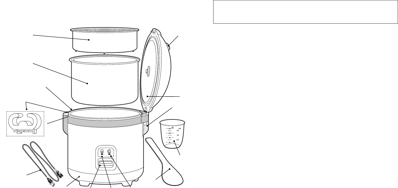 Oster Rice Cooker Manual Wiring Diagram
