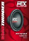 Car Speaker RT1204