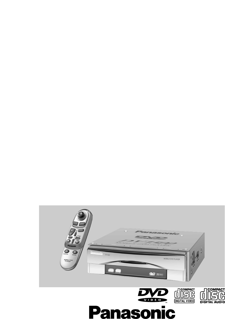 how to connect panasonic dvd player to tv