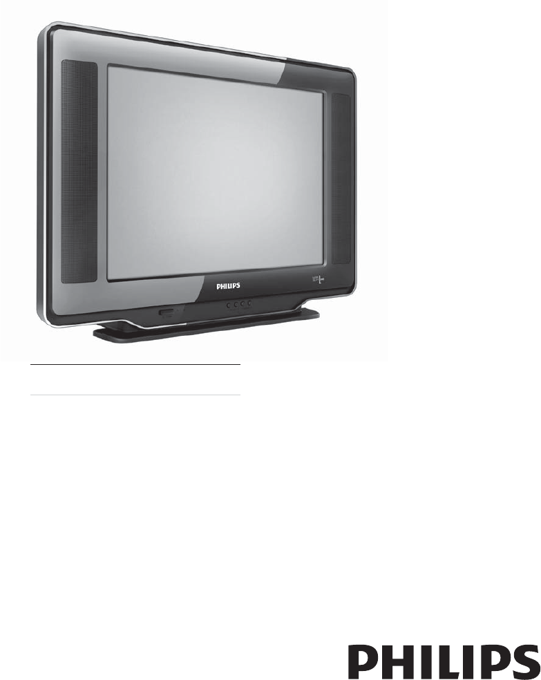 philips crt television 21pt9469 55 user guide. Black Bedroom Furniture Sets. Home Design Ideas