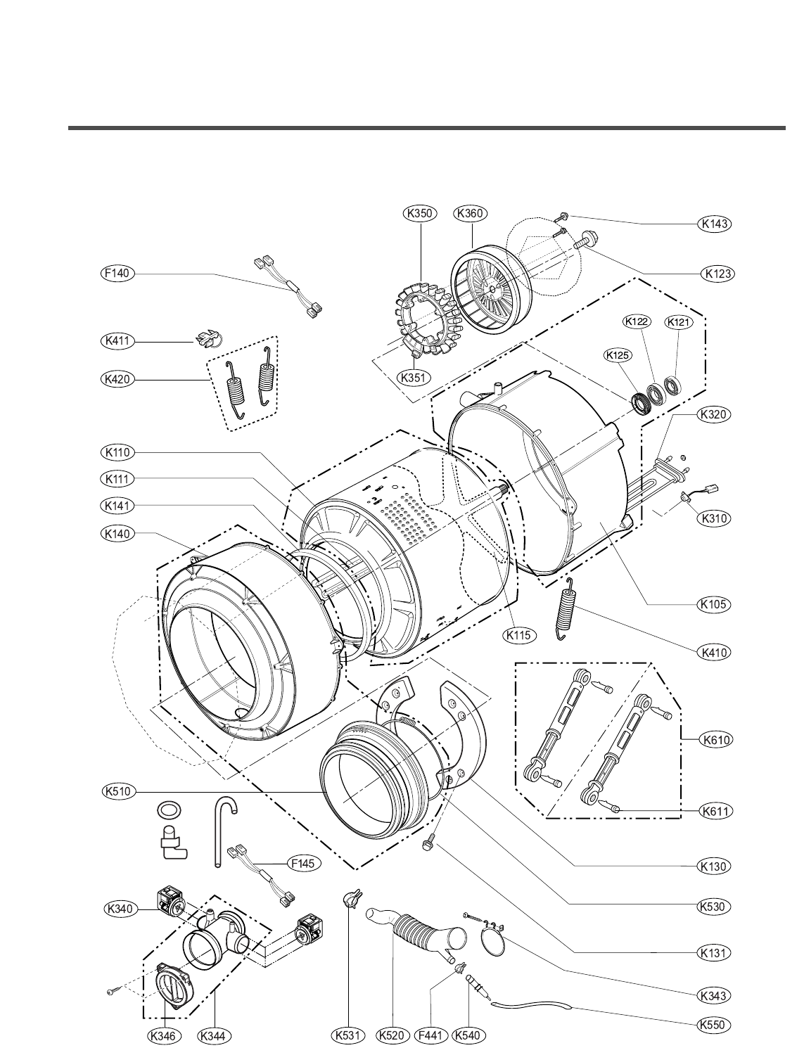 page 36 of lg electronics washer 14220 5 fdb n  user guide