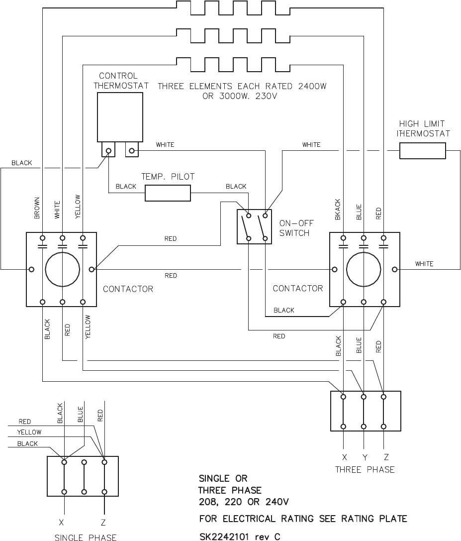 Imperial Fryer Wiring Diagram Diagram Base Website Wiring Diagram