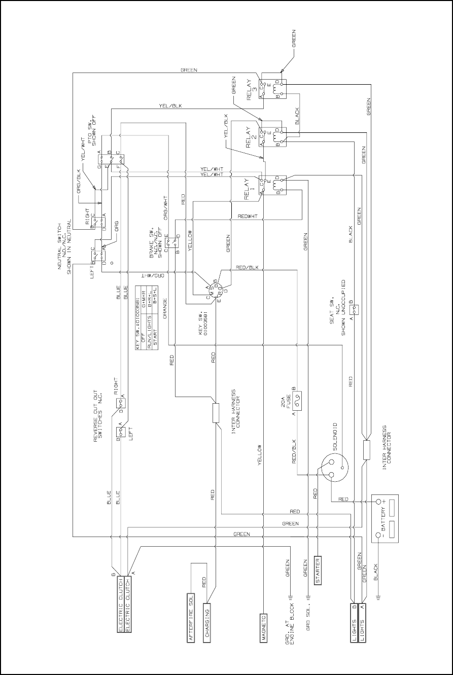 wiring diagram for cub cadet lt the wiring diagram cub cadet lt1045 pto wiring diagram cub wiring diagrams for wiring diagram