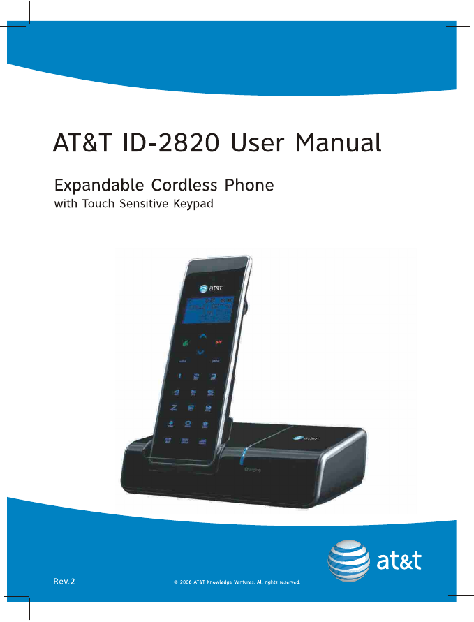 at t cordless telephone 2820 user guide. Black Bedroom Furniture Sets. Home Design Ideas