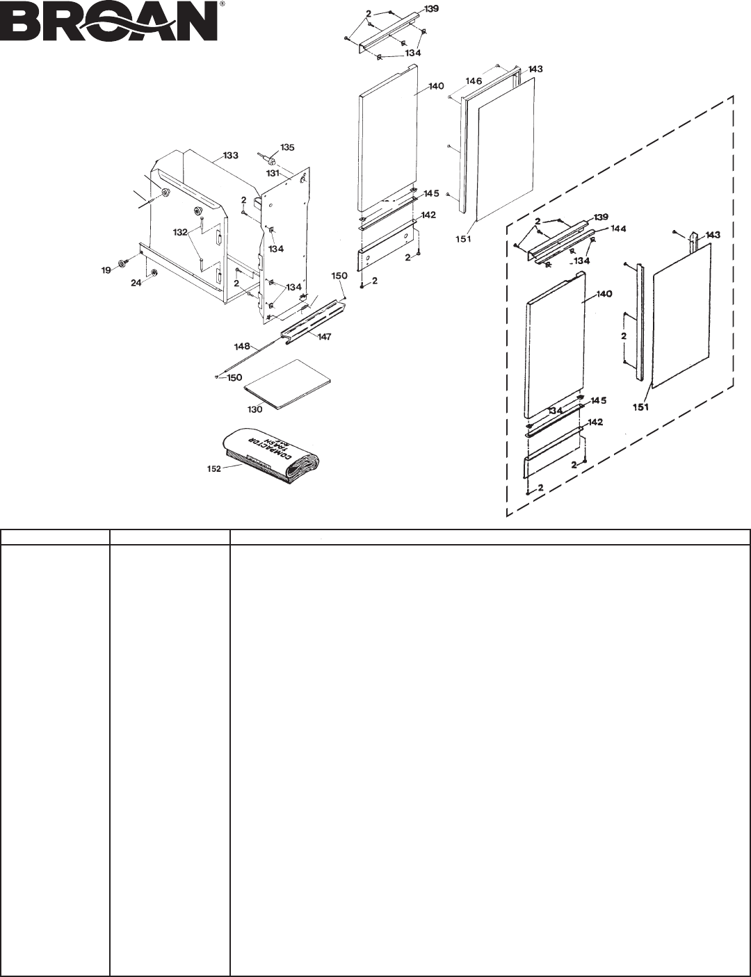 Broan Compactor Parts Diagram Wiring Will Be A Thing 1050 Electrical Diagrams Page 12 Of Trash J User Guide Manualsonline Com Rh Kitchen Inch Wide Models