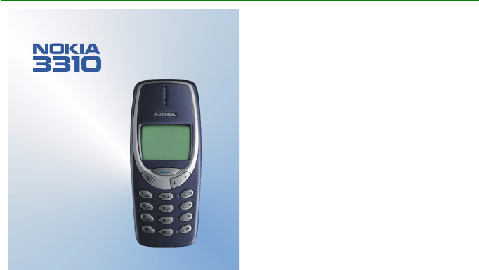 nokia cell phone 3310 user guide manualsonline com rh tv manualsonline com nokia phones user guide nokia phones user guide