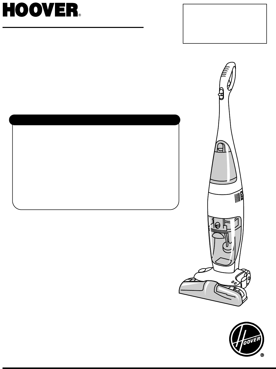 Hoover Floormate Floor Cleaner Manual 28 Images