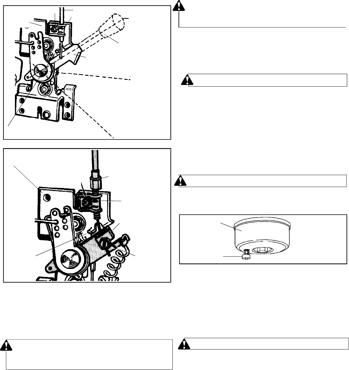 Page 5 Of Tecumseh Automobile Hm100 User Guide