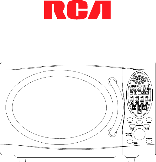 rca microwave oven rmw991 user guide. Black Bedroom Furniture Sets. Home Design Ideas