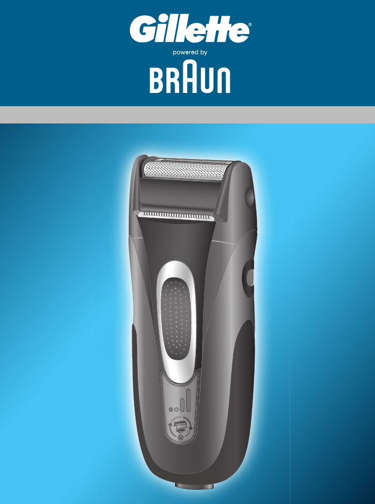 braun shaver series 7 manual