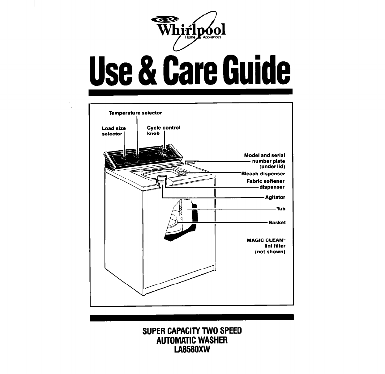 how to clean lint from inside whirlpool cabrio dryer