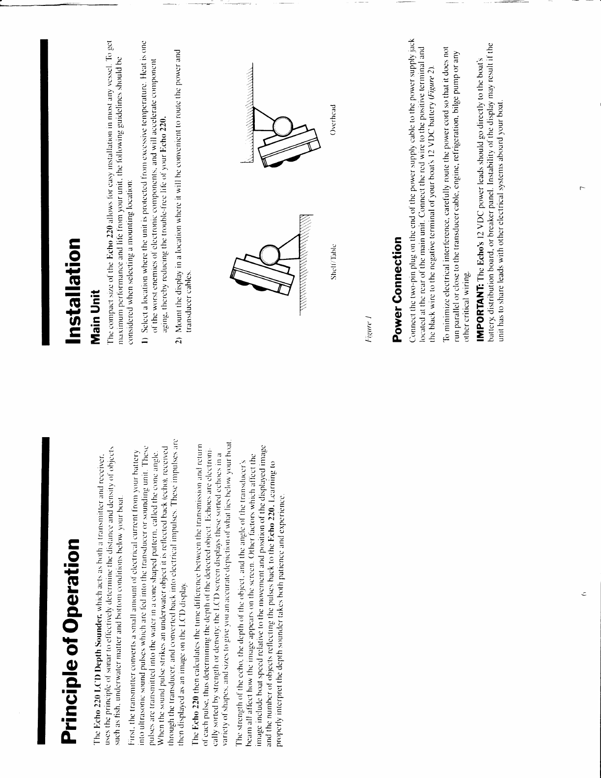page 4 of interphase tech fish finder echo 220 user guide rh marine manualsonline com Tech Review Manual Army Technical Manuals