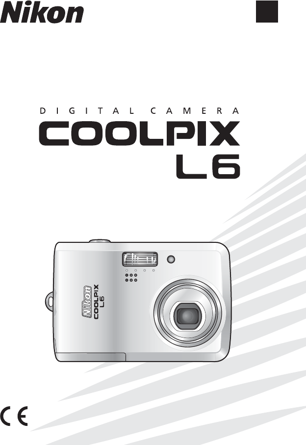 nikon digital camera coolpix l6 user guide manualsonline com rh camera manualsonline com nikon coolpix l4 manual Nikon Camera User Manual