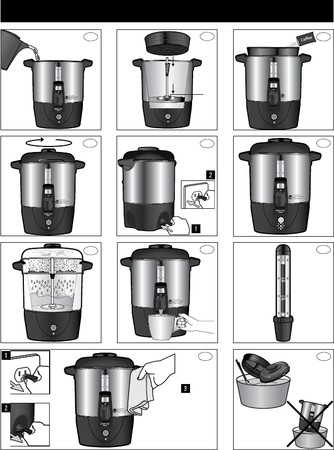 30 Cup Coffee Maker Instructions : Ge 40 Cup Coffee Urn Manual : Free Programs, Utilities and Apps - brasilrutracker