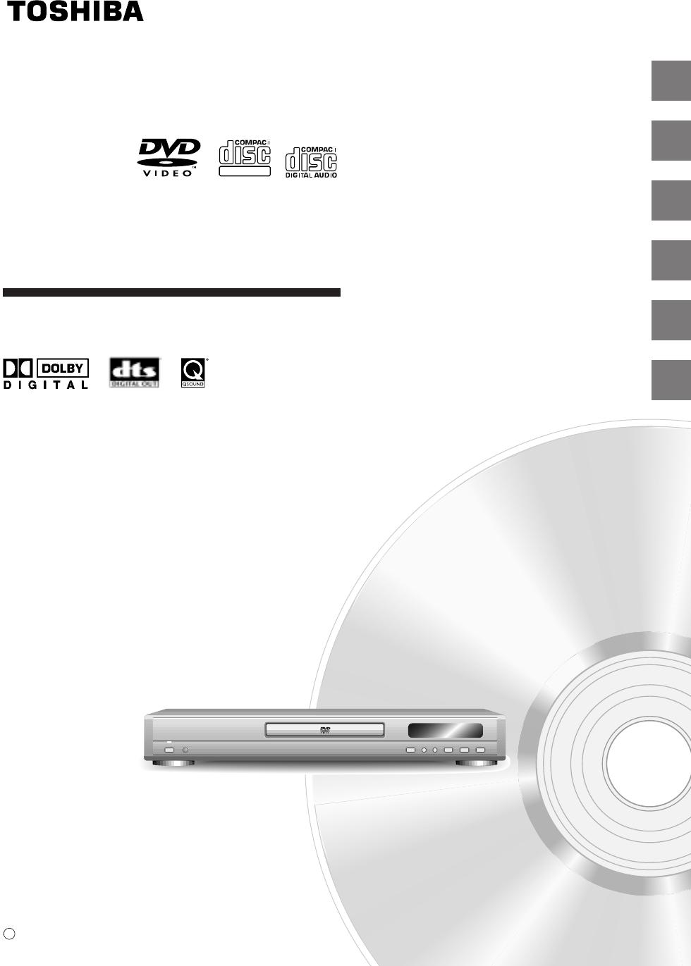toshiba dvd player sd k510 user guide manualsonline com rh tv manualsonline com