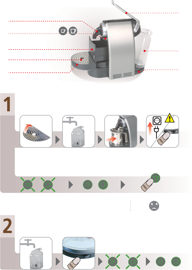 Nespresso Coffee Maker Manual : Nespresso Instructions # Deptis.com > Inspirierendes Design fur Wohnmobel