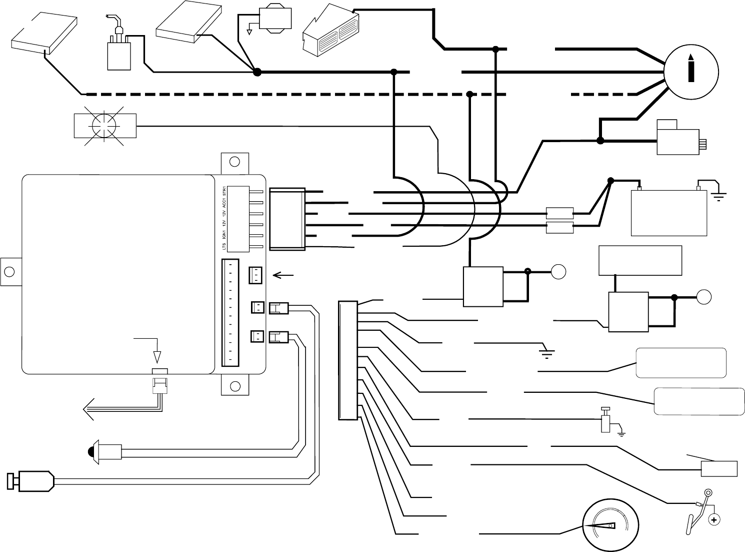 Page 12 Of Crimestopper Security Products Remote Starter Rs800 User Start Wiring Diagram Transmission