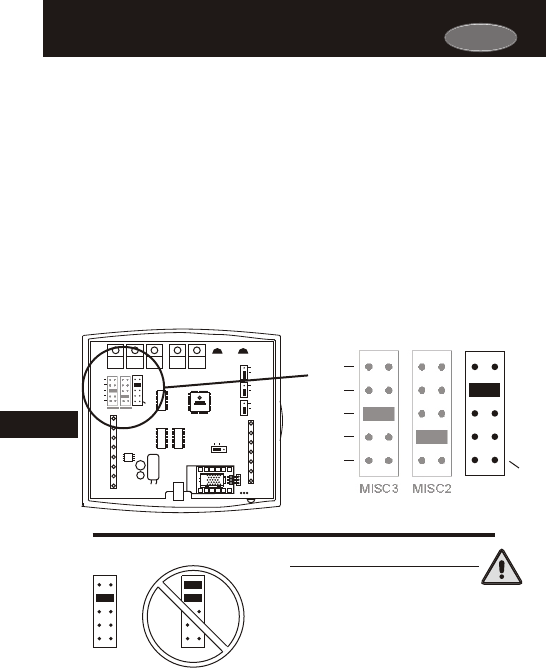 Page 71 Of Carrier Thermostat 33cs45001 User Guide Manualsonline. Wiring. 33cs450 01 Thermostat Wiring Diagram At Scoala.co