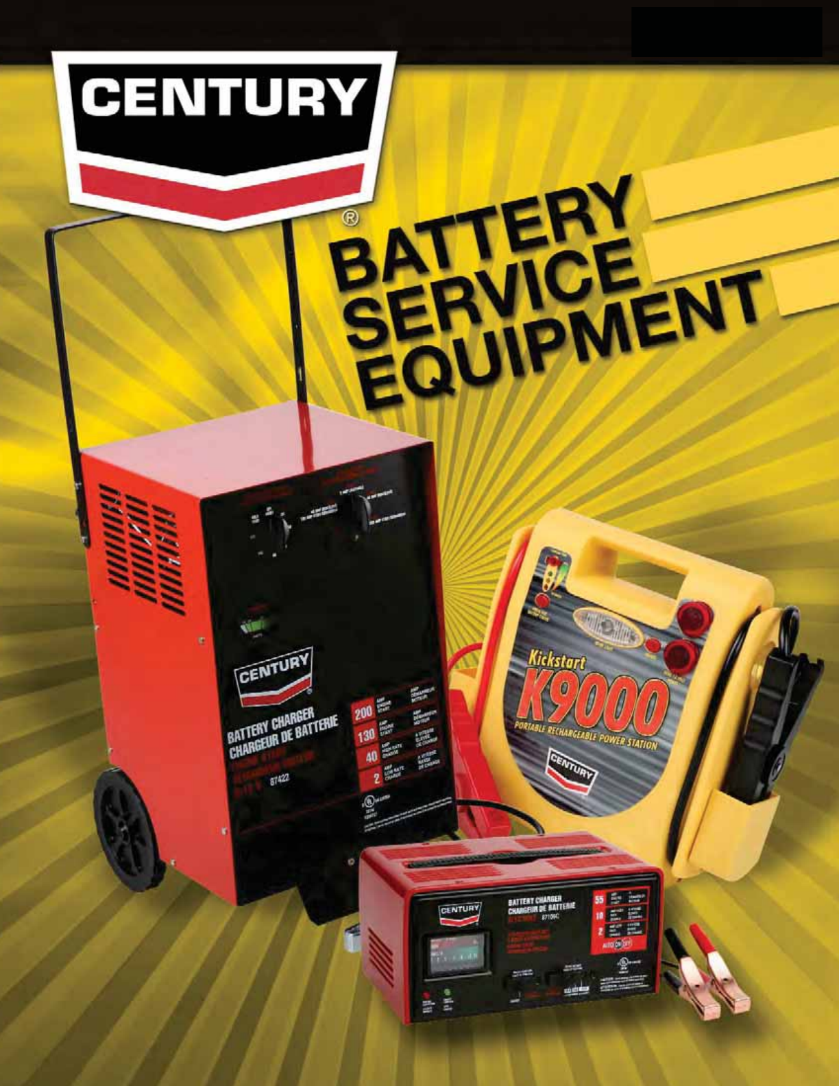 century battery charger 87001 user guide manualsonline com rh powertool manualsonline com century battery charger 87106 manual century battery charger 87102c manual