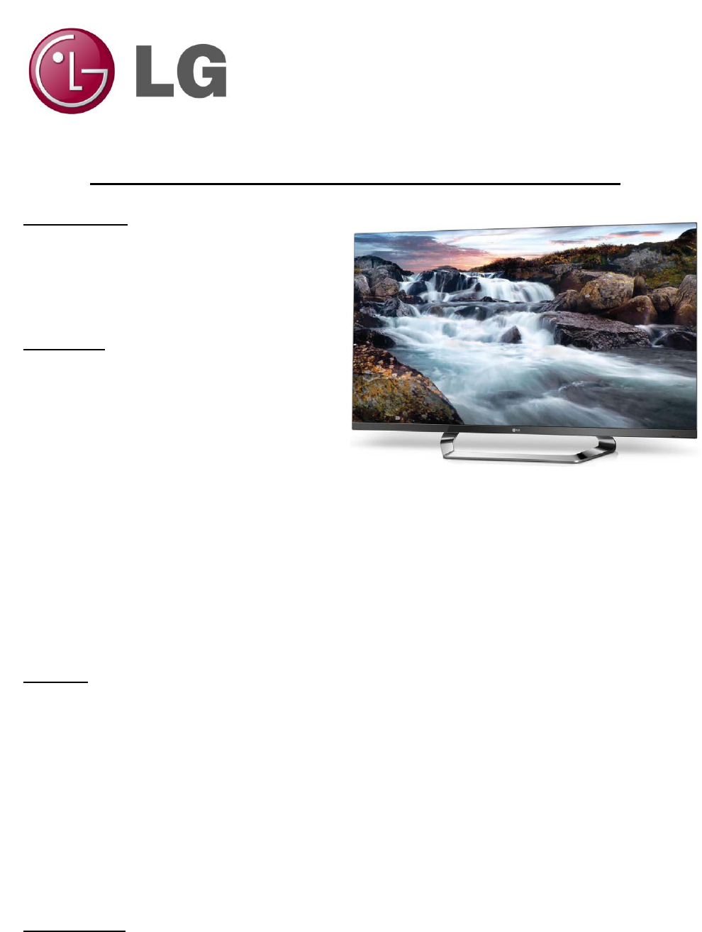 lg electronics flat panel television lm7600 user guide rh tv manualsonline com lg 47lm7600 user manual lg 47lm7600 service manual