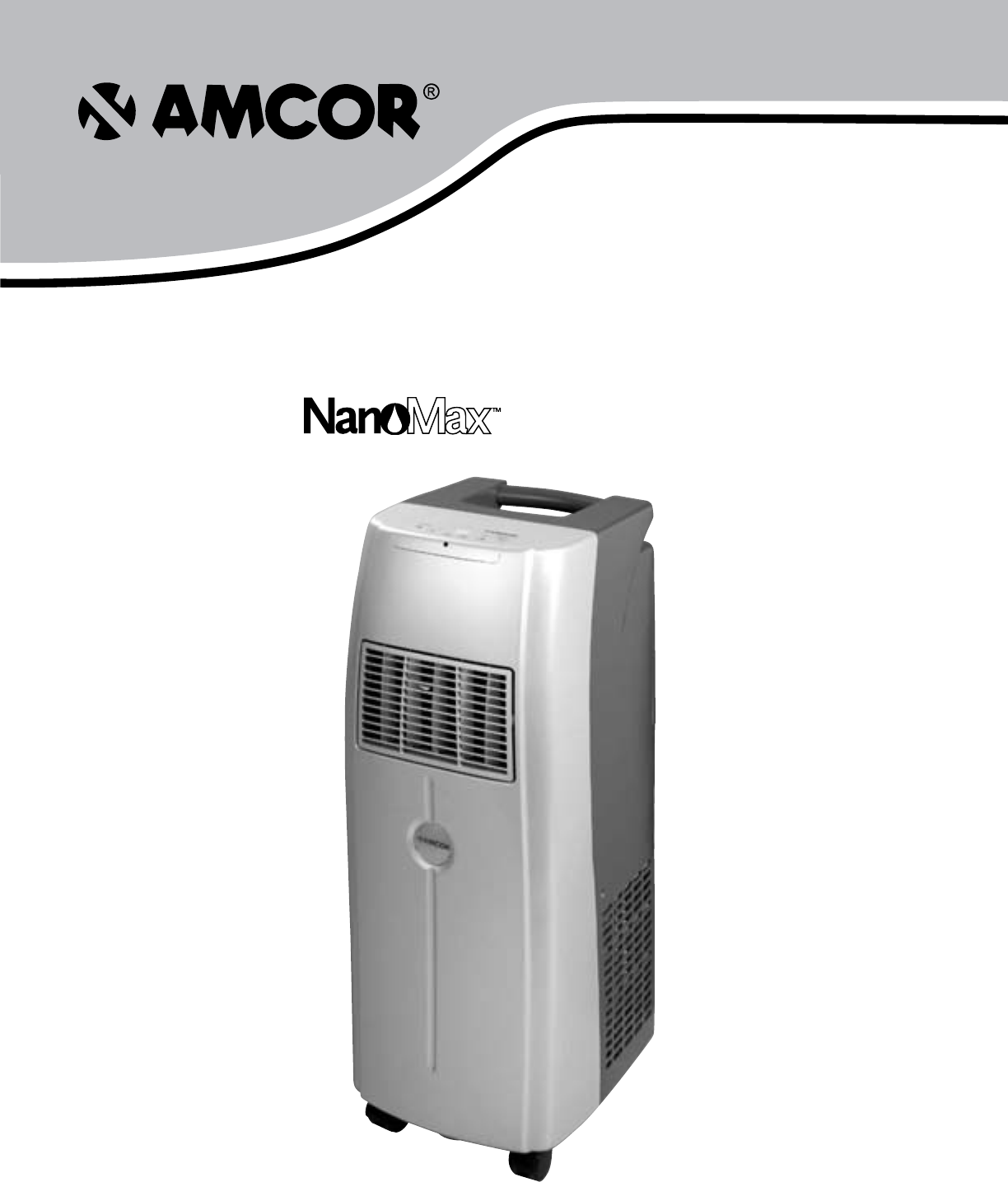 Amcor Air Conditioner A12000EH User Guide ManualsOnline.com #636468