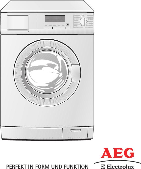 aeg washer dryer 88810 user guide. Black Bedroom Furniture Sets. Home Design Ideas