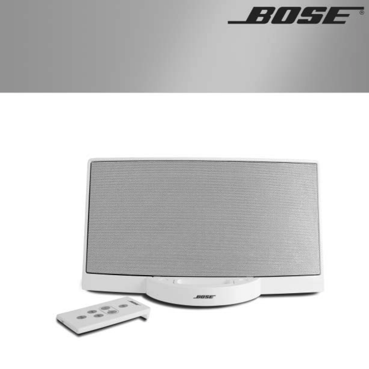 bose mp3 docking station sounddocktm digital music system user guide. Black Bedroom Furniture Sets. Home Design Ideas