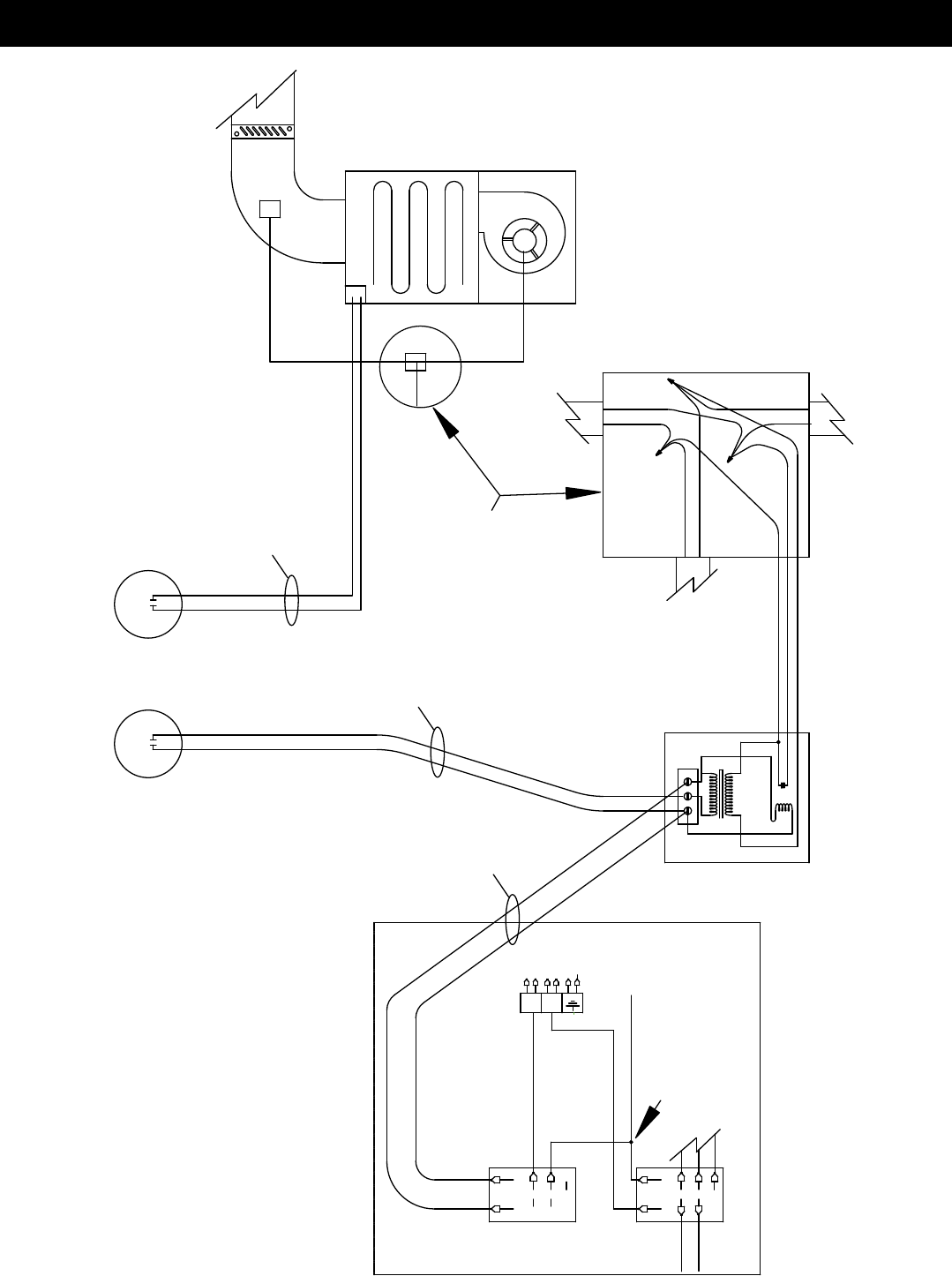 r8285a1048 wiring diagram honeywell thermostat sub base wiring honeywell  fan limit switch page 23 of heatiator