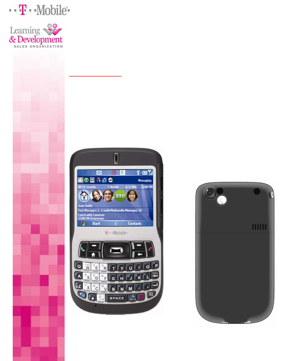t mobile cell phone t mobile dash user guide manualsonline com rh cellphone manualsonline com T-Mobile Dash User Manual T-Mobile Dash Phone