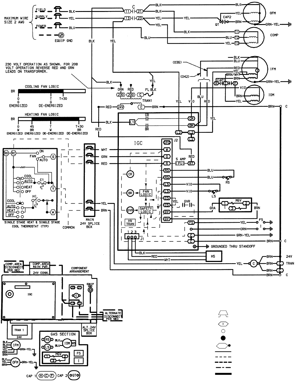 12f5562c 4eff 4259 8133 9d7867e60ebe bg20 page 32 of bryant gas heater 589a user guide manualsonline com Basic Electrical Wiring Diagrams at edmiracle.co