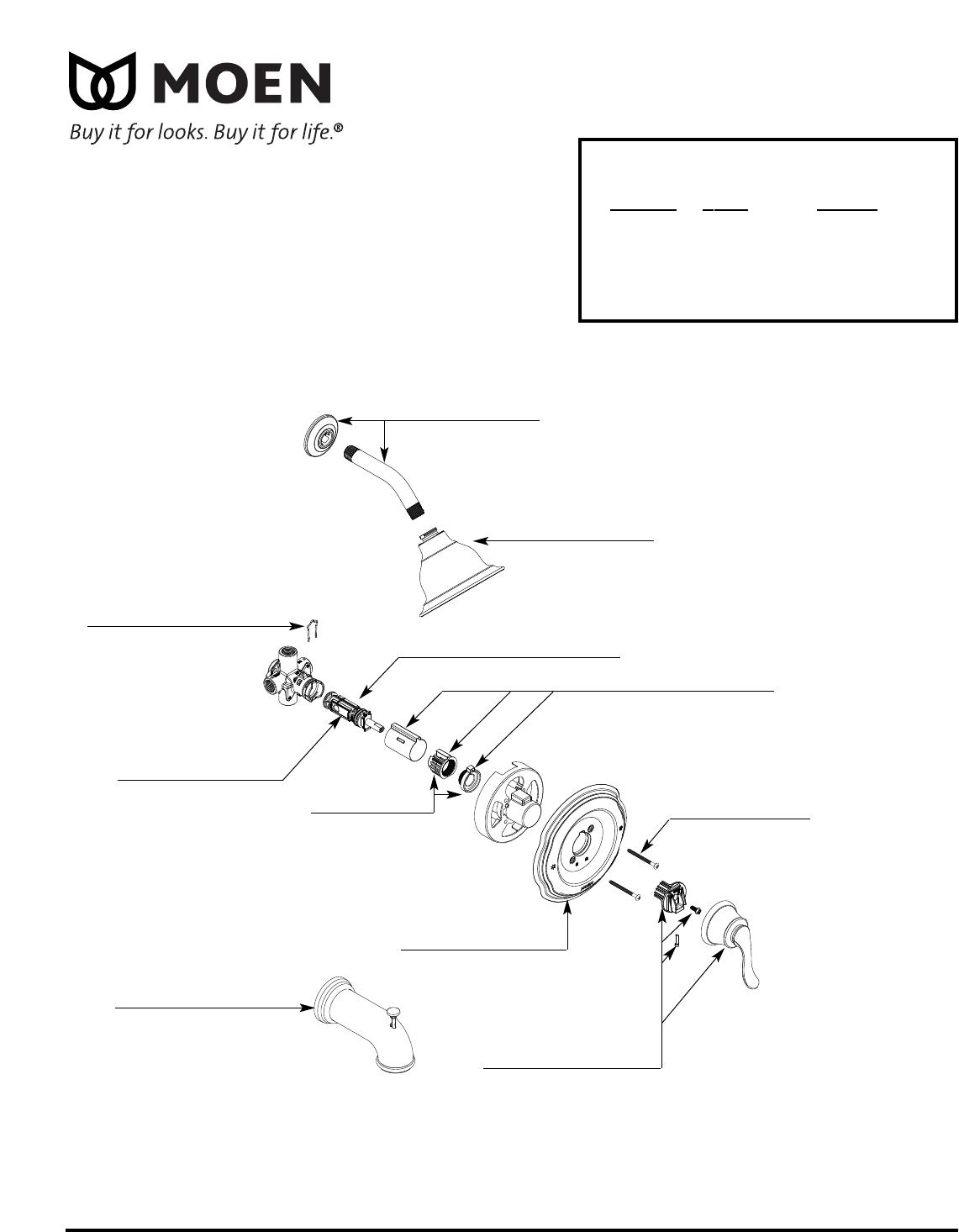 moen plumbing product 82001cbn user guide