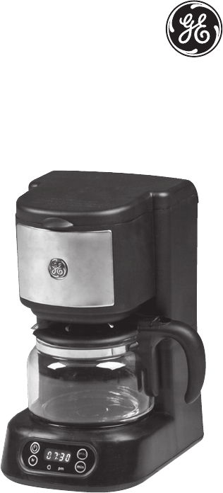 GE Coffeemaker 169208 User Guide ManualsOnline.com