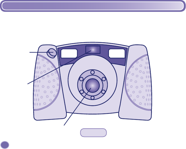 page 6 of fisher price digital camera j8209 user guide rh camera manualsonline com Fisher-Price Digital Camera Manual Fisher-Price See Yourself Camera