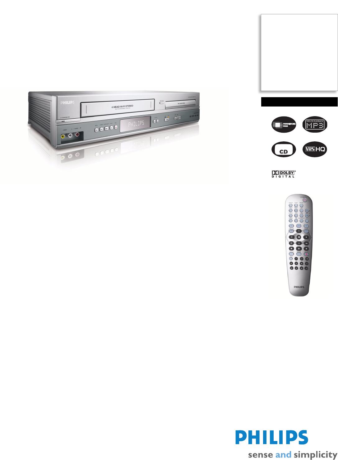 philips mp3 player dvp3150v user guide manualsonline com rh portablemedia manualsonline com Philips Electronics Manuals Philips Electronics Manuals