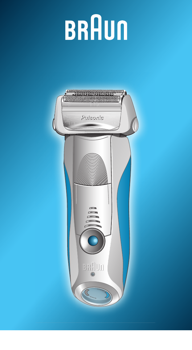 braun electric shaver 9565 user guide manualsonline com rh personalcare manualsonline com User Guide Icon User Training