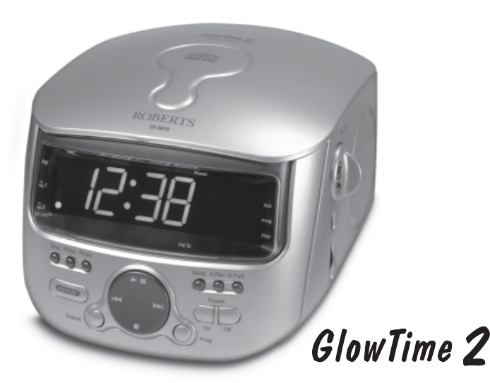 roberts radio clock radio cr9970 user guide. Black Bedroom Furniture Sets. Home Design Ideas