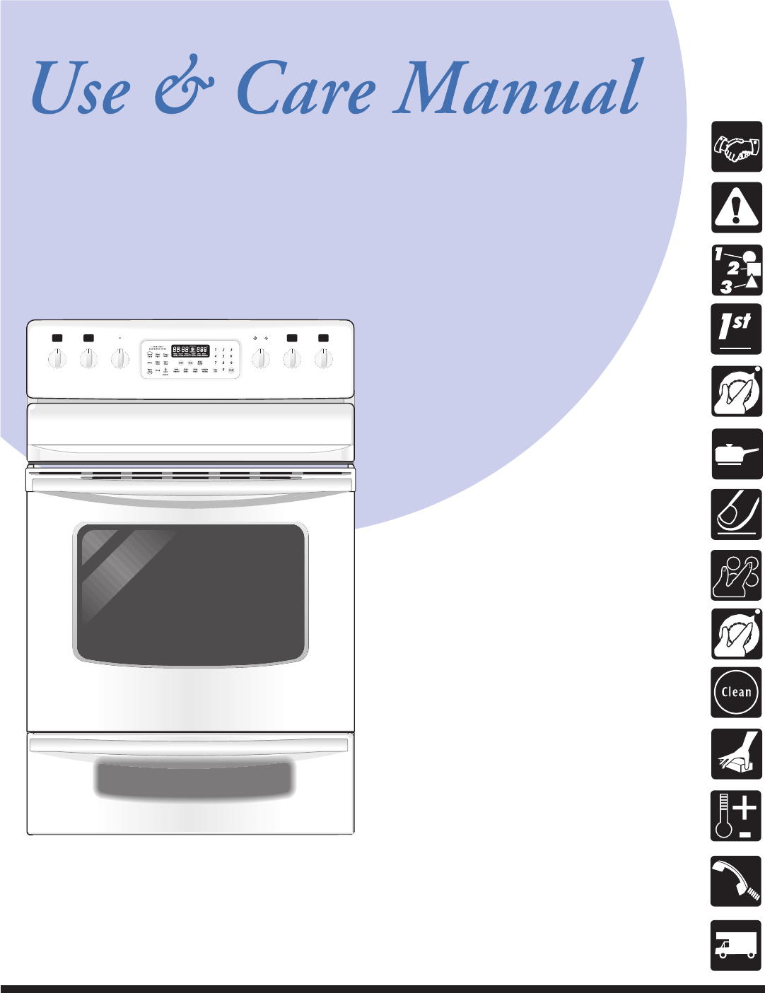 frigidaire range es510 user guide manualsonline com rh laundry manualsonline com frigidaire gallery self cleaning oven instruction manual frigidaire gallery gas oven manual self cleaning
