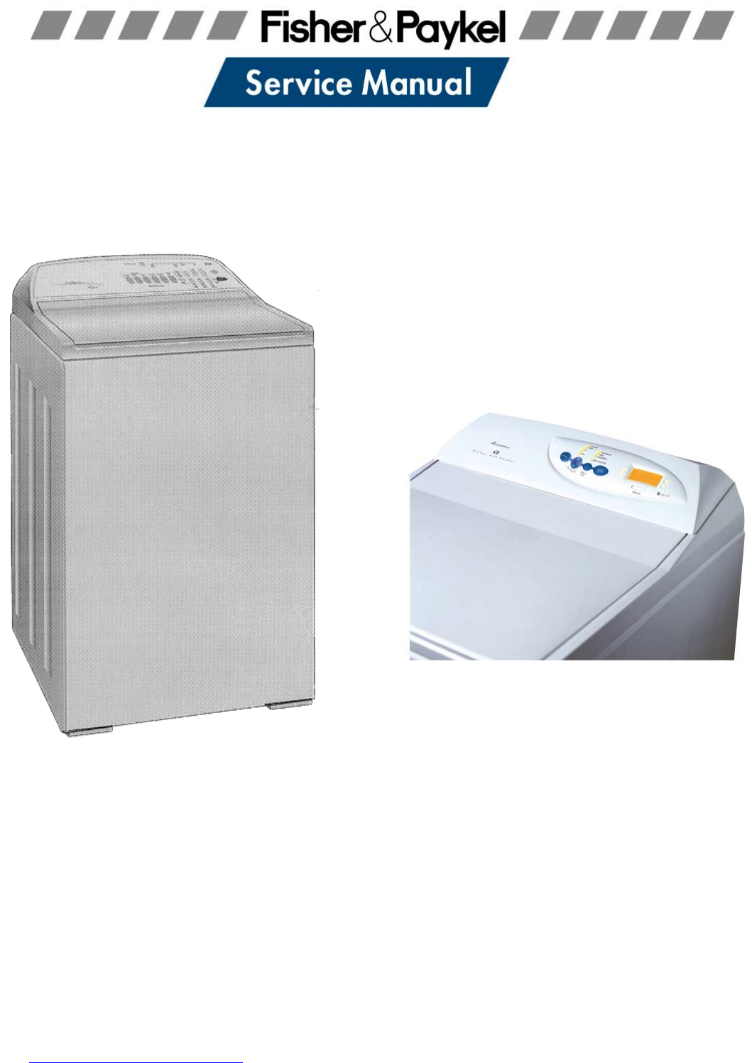 SMART DRIVE. ELECTRONIC WASHING MACHINE