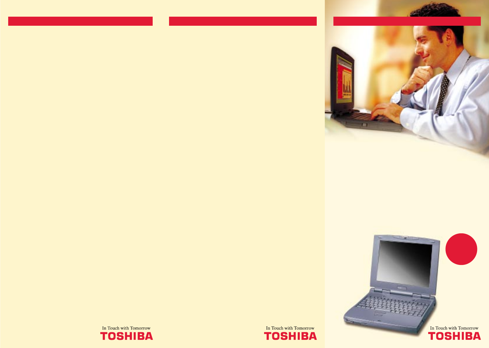 toshiba satellite laptop user manual