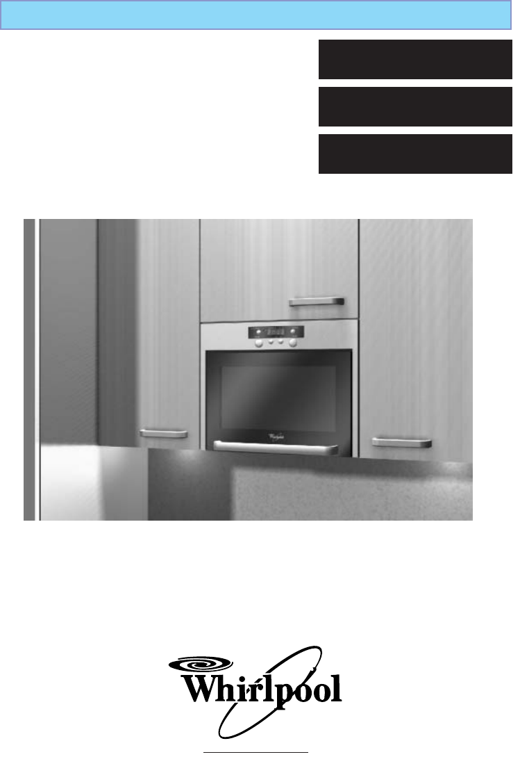 Whirlpool Microwave Oven Amw 450 User Guide Manualsonline